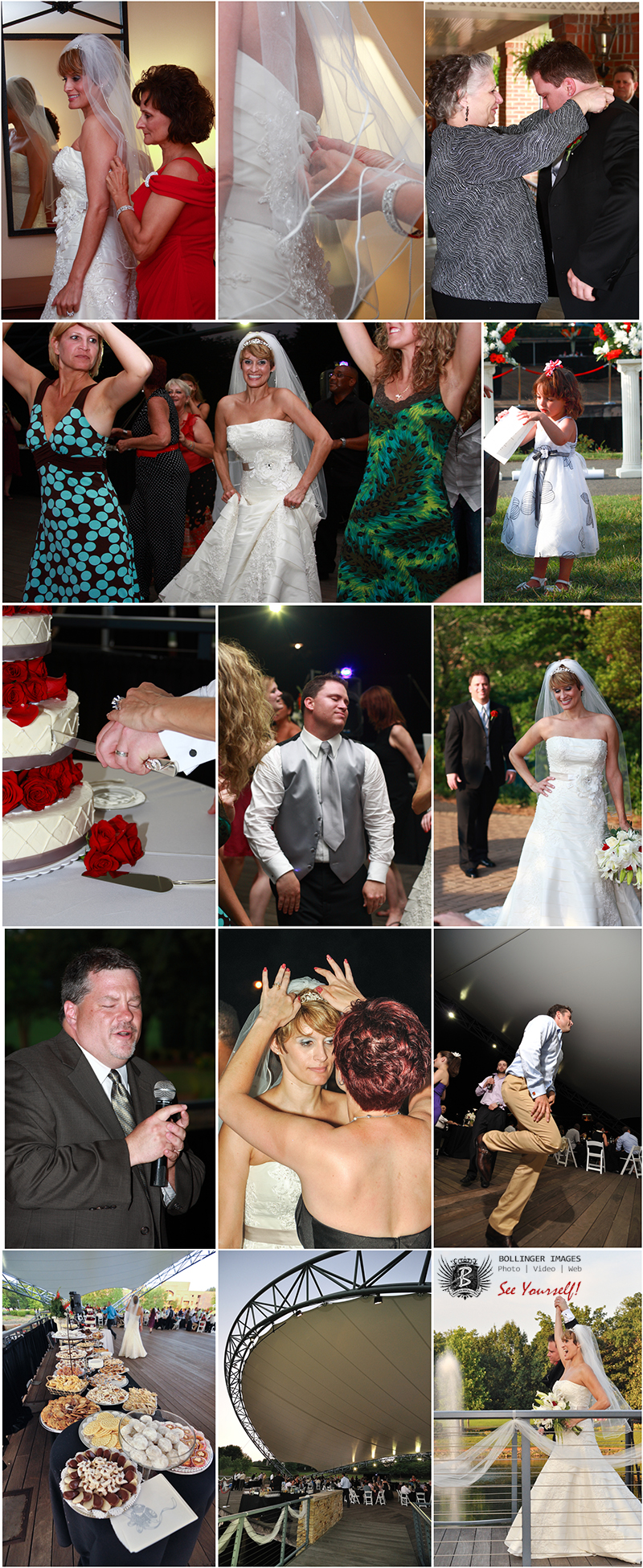 South Park area wedding photographer