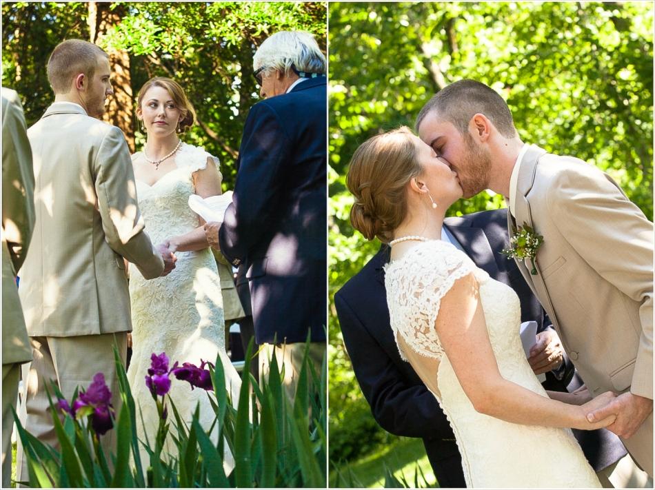 Jerrica and Sam - Oak Ridge Farm - Charlotte NC Wedding Photography