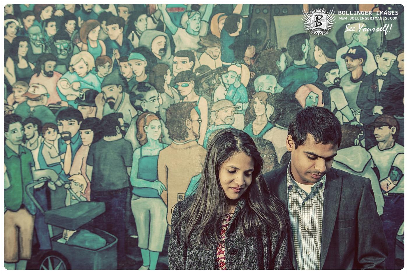 15  Sankett + Deepika's  Engagement Photo Session 15