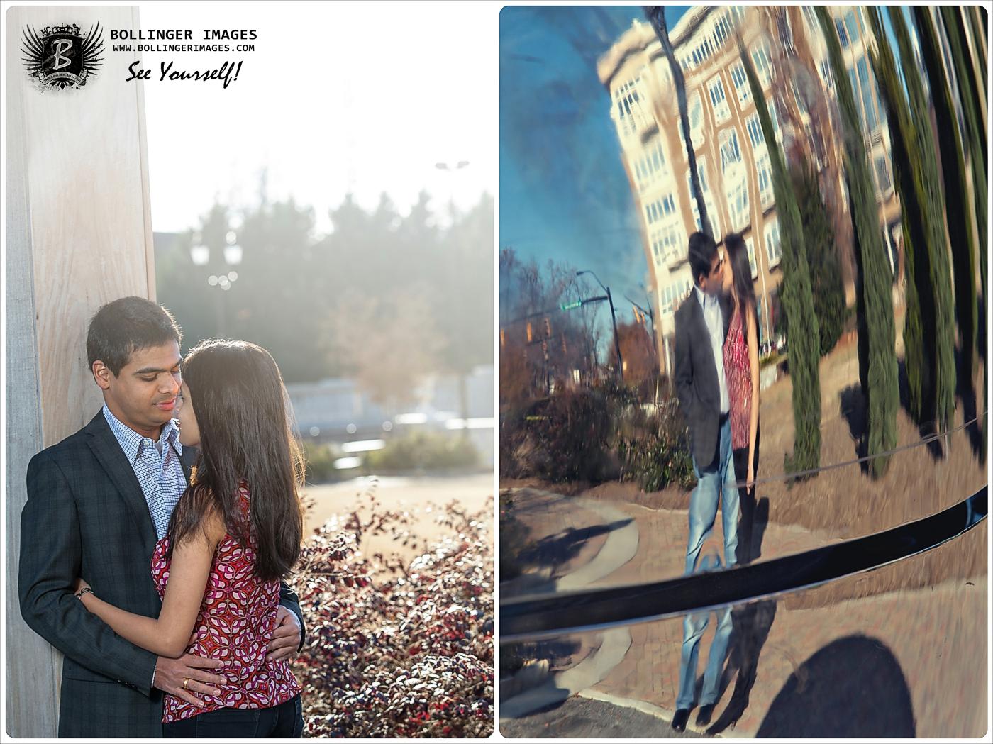 4  Sankett + Deepika's  Engagement Photo Session 4